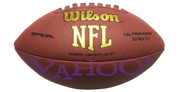 Yahoo stream NFL