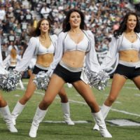 Good News For NFL Cheerleaders In California